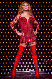 "Tony Award Winner Billy Porter as Lola in ""Kinky Boots"""