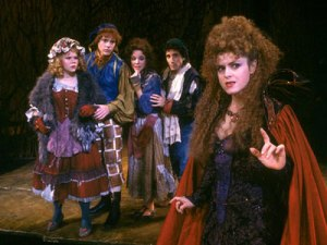 The Original Broadway Cast, including Bernadette Peters.
